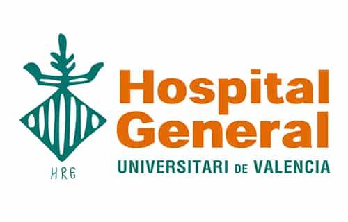 Escudo del Hospital general sobre nosotros