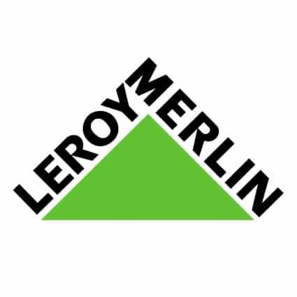 Logotipo de Leroy Merlín sobre nosotros